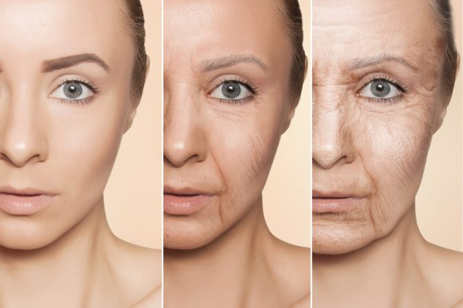 Signs of Aging and How You Can Fix Them